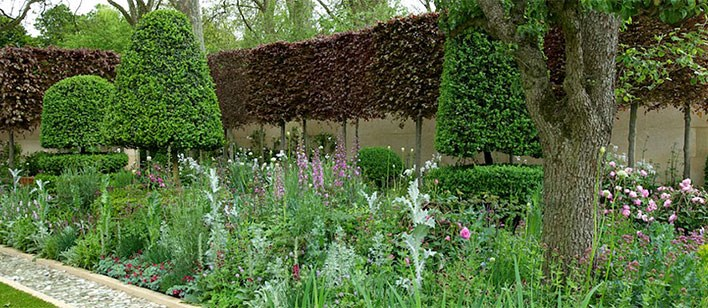 Laurent-Perrier Garden by Arne Maynard
